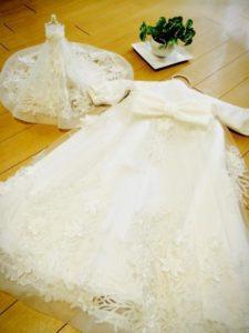 ベビードレス&ミニチュアドレス♪